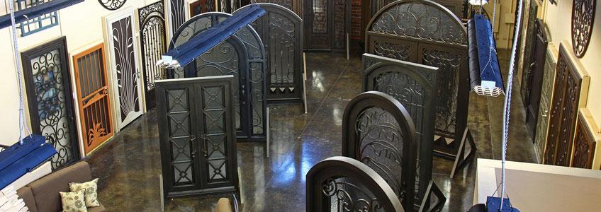 Peoria Showroom – First Impression Ironworks
