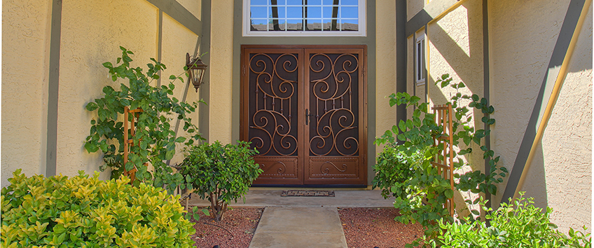 Stay Safe This Summer With Security Doors
