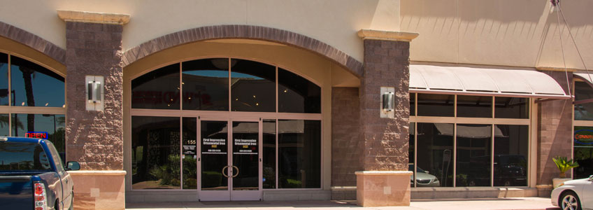 Scottsdale Showroom – First Impression Ironworks