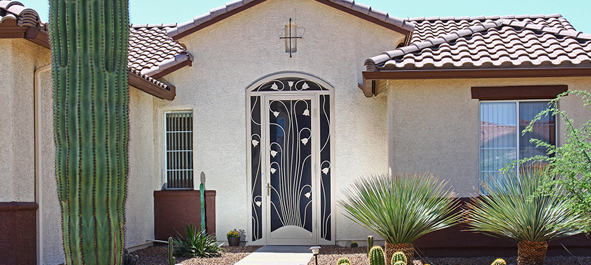 High Definition Security Screen Doors
