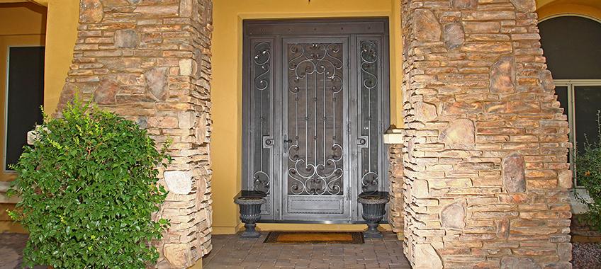 Security Screen Doors FTW