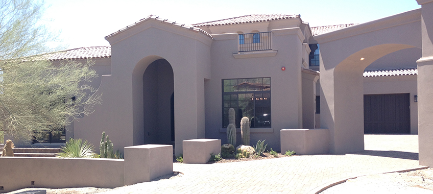 First Impression Security Doors Products Featured in Cantabria Homes' Home of Distinction