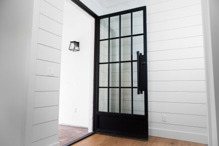 3 Big Benefits Of Iron Glass Entry Doors First Impression