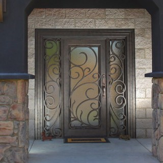 Great First Impression Security Doors